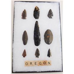 Oregon Points