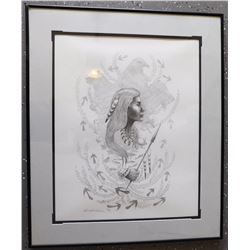 Signed & Numbered Print by Ben Adair Shoemaker