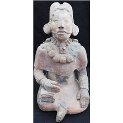 Figure of Mayan Priest