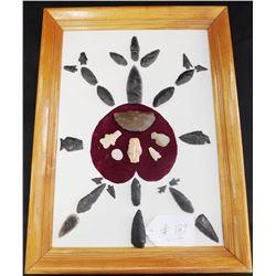 Oregon Artifact Frame