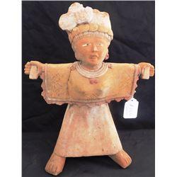 Large Veracruz Pre-Columbian Figure