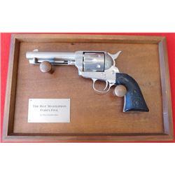 Single Action .45 Caliber Non Gun Pistol