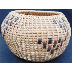 Washoe Indian Basket
