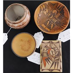 Collection of Southwest Ceramics