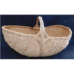 Large Cherokee Infant Basket