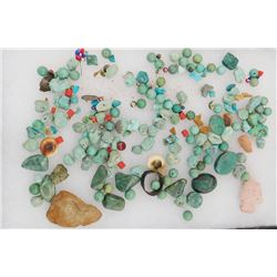 Arizona Turquoise Bead Collection