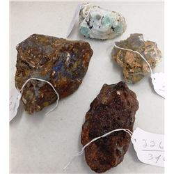 Arizona Gem and Mineral Collection