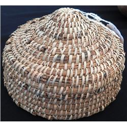 Mission Indian Basketry Hat