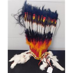 Large Native American Headdress