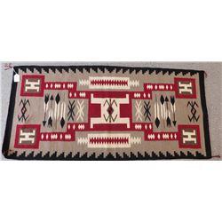 Fine Navajo Pictoral Weaving