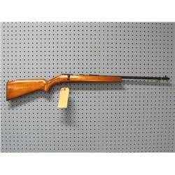 CIL Model 121; Bolt Action Single Shot; .22 LR.L.S.; Made by J. G. Anschutz; Open Sights; Ser # 5335