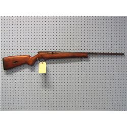 O.F. Mossberg; Model 151K; .22 LR only; Semi Auto; Tube Magazine housed in butt. Rear sight wedge &