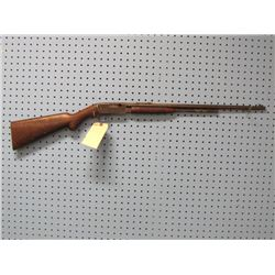 Browning; .22 Short; Pump; Tube Magazine;  CONSIGNOR SAYS TO USE SHORTS ONLY - LONG RIFLE JAMB AND B