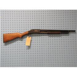 """Winchester; Model 1897; 12 ga; Pump; 20"""" Barrel; Ser D359546"""