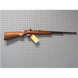 Cooey Model 60; Bolt Action; .22 LR.L.S.; Tube Magazine; Open Sights; No Visable Serial Number