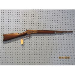 Winchester, Model 1886, 45-70, Lever, Carbine, Made in 1897, Ser # 111821