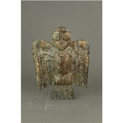 Chinese Jade Carved Eagle Figure