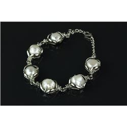 Chinese Natural Pearl Bracelet