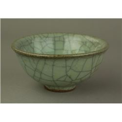 Chinese Ge Type Porcelain Bowl
