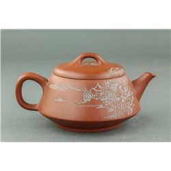 Chinese Zhisa Tea Pot