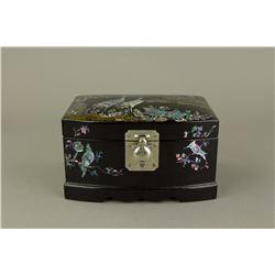 Chinese Fine Jewellery Box