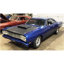 1:30 PM SAT FEATURE: 1969 PLYMOUTH ROAD RUNNER