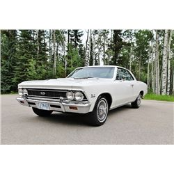 2:00 PM SAT FEATURE RARE 1966 CHEVELLE SUPER SPORT