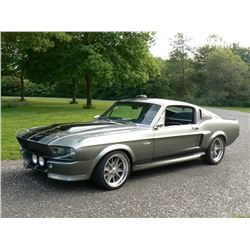 2:45 PM FEATURE! 1967 MUSTANG 500GT ELEANOR