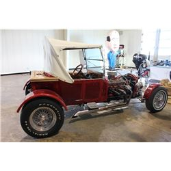 1923 FORD MODEL T SHOW CAR