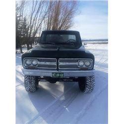 1968 GMC 1000
