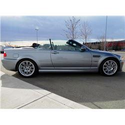 2003 BMW E46 M3 CABRIOLET