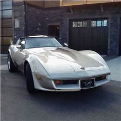 1982 CORVETTE COLLECTORS EDITION