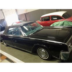 1963 FORD LINCOLN