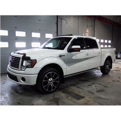 2012 FORD F-150 HD EDITION