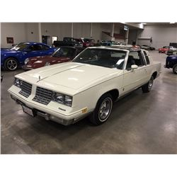 1981 OLDSMOBILE CUTLASS 2