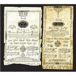Wiener Stadt Banco. 1800 Issue.