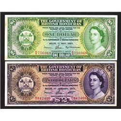 Government of British Honduras.