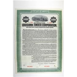 Louisiana Timber Corp. 1909.