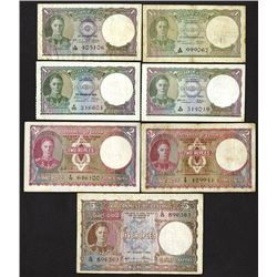 Government of Ceylon. 1940s Issues.
