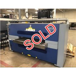 2013 Lissmac SBM-L 1500 Deburring Machine