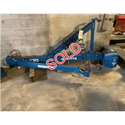 SOLD  -  Gorbel G Force 165lb Jib Crane