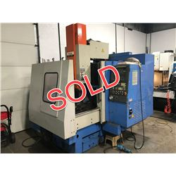 SOLD - MAZAK AJV-18N CNC Vertical Machining Center