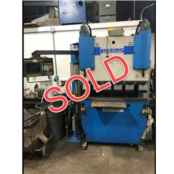 SOLD - 2001 Mecos Pressa 30-125 CNC Press Brake