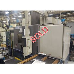 2000 MORI SEIKI MV-653 CNC VERTICAL MACHINING CENTER