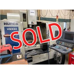 SOLD -  2000 Hurco VMX24 CNC Vertical Mill