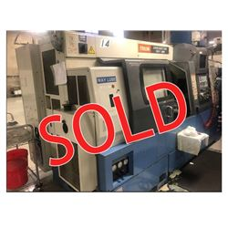 SOLD - 1998 Mazak SQT 18MY CNC Turning Center