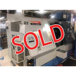 SOLD - 1999 Mazak SQT 250MY CNC Turning Center Lathe