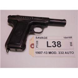 SAVAGE ,  MODEL: 1907-13 MOD. 3 ,  CALIBER: 32 AUTO