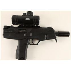 Steyr-Mannlicher SPP 9mm SN: 22326