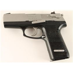 Ruger P95DC Cal: 9mm SN: 314-48221